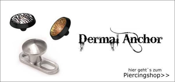 Dermal Anchor Piercing