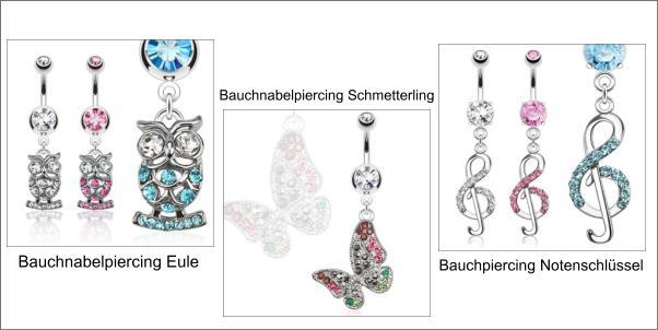 Bauchpiercing Neu