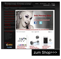 Piercingshop